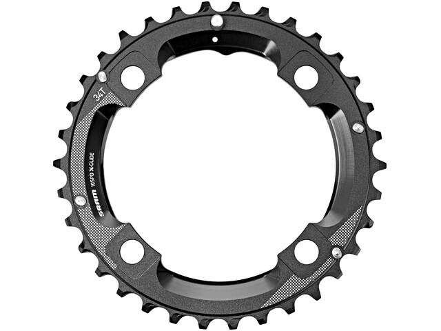 SRAM MTB GX Kettenblatt 10-fach M-Pin 104mm schwarz